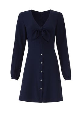 Navy Willow Dress by Hutch