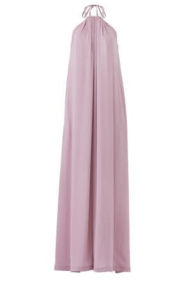 Violet Halter Maxi by KAUFMANFRANCO