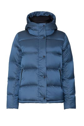 Blue Wunder Puffer Jacket by Lululemon
