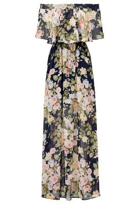 7cb891121875a Blossom Hacienda Maxi by Show Me Your Mumu for $30 | Rent the Runway