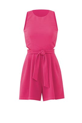 Pink Cara Romper by Hutch