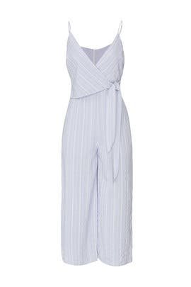 Coast Stripe Jumpsuit by The Fifth Label