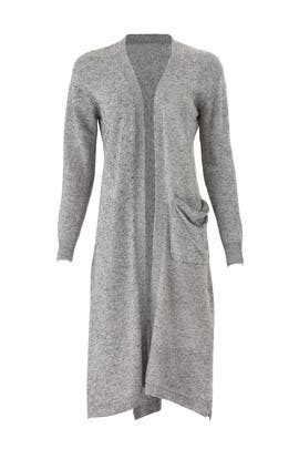 Grey Hasten Cardigan by Wish