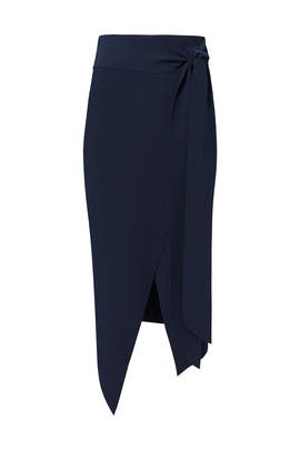 Blue Winkworth Skirt by Bec & Bridge