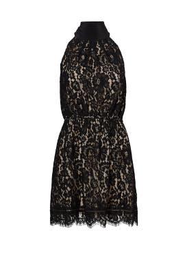 Black Cyndi Dress by Joie
