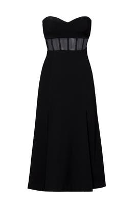 Black Honora Dress by Cinq à Sept