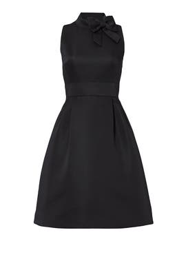 Black Bow Dress by kate spade new york