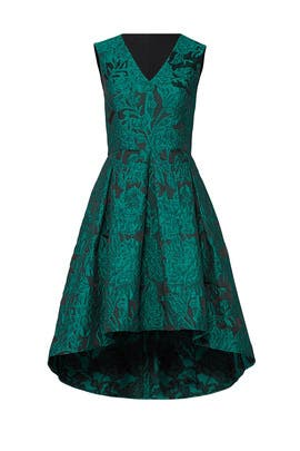 Green Gabi Dress by Slate & Willow