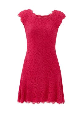Ringer Dress by Diane von Furstenberg