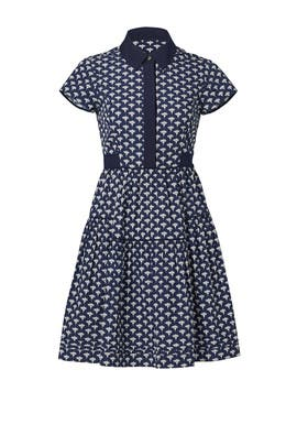 Skylar Cotton Shirtdress by Diane von Furstenberg