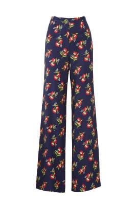 2ba71561617 Floral Flare Pants by Jill Jill Stuart