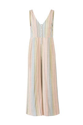 Striped Dunaway Jumpsuit by Show Me Your Mumu