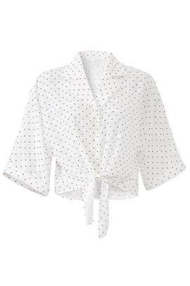 Gardenia Blouse by cupcakes and cashmere