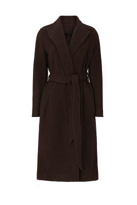 Emille Wool Coat by Polo Ralph Lauren