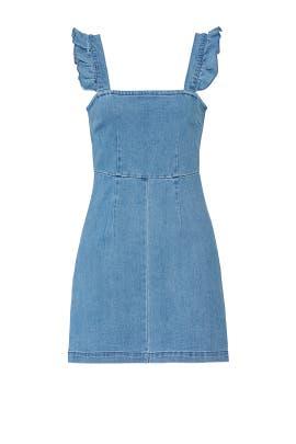 Ruthie Ruffle Dress by Show Me Your Mumu