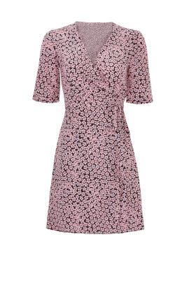 Savilla Wrap Dress by Diane von Furstenberg