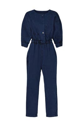 Denim Holt Jumpsuit by Rachel Comey