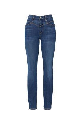 Jesse Straight Jeans by 3x1