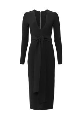 Black Tasha Dress by Bec & Bridge