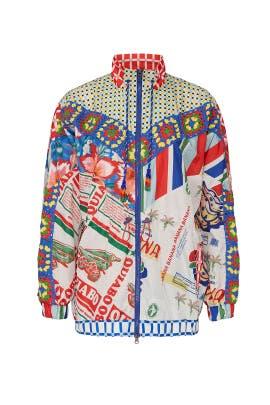 Carnival Mix Jacket by FARM Rio