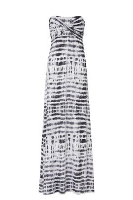 Tie Dye Twist Maxi by Louna