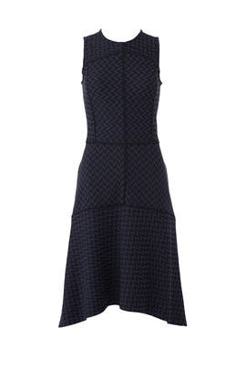 Navy Porter Dress by Snider