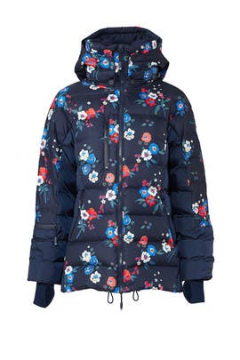 Sporty Tech Puffer Coat by Tory Burch