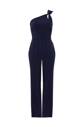 Navy Iman Jumpsuit by Adelyn Rae
