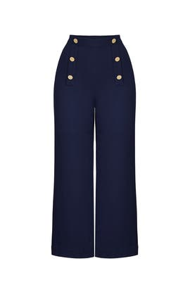 Navy Sailor Pants by Draper James
