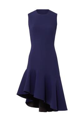 Dev Flounce Dress by Elizabeth and James
