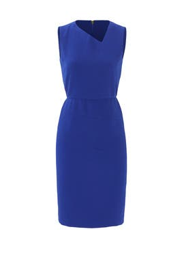 Royal Blue Ice Cut Dress by Slate & Willow