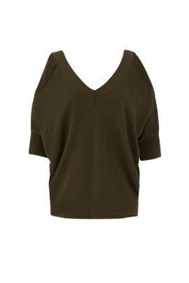 Madison Sweater Top by Trina Turk