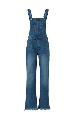 Cool Kids Denim Overalls by CAARA