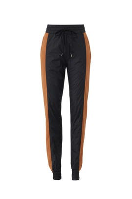 Side Striped Joggers by No. 21