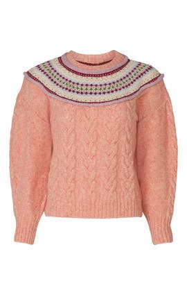 Cable Knit Sweater by Philosophy di Lorenzo Serafini