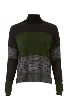 7a99cd9091 Striped Bowery Turtleneck by rag & bone JEAN for $30 | Rent the Runway