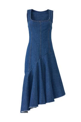 Lewis Denim Dress by Solace London