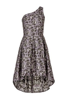 Modern Floral Dress by Slate & Willow