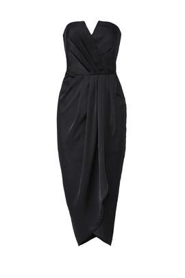 Glamour Night Dress by Yumi Kim