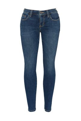 The Indigo Stiletto Jeans by Current/Elliott