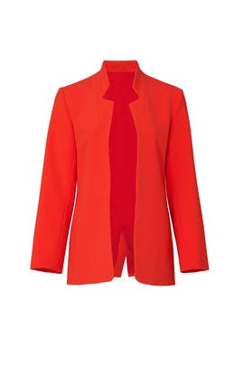 Red Clarkson Blazer by Of Mercer