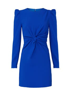 Blue Belinda Dress by PINKO