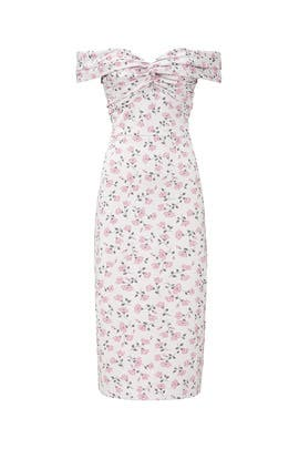 Floral Daydream Thessa Dress by Shoshanna