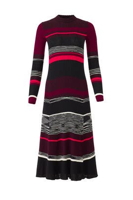 Space Dye Knit Dress by Proenza Schouler
