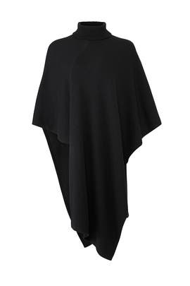 Black Poncho by Slate & Willow