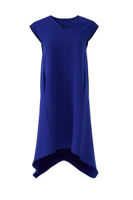 Cobalt Cap Sleeve Shift by Slate & Willow