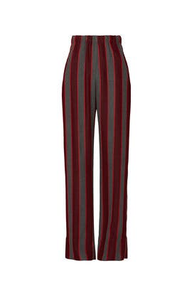 Roots Pyjama Trousers by Wales Bonner