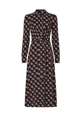 Sana Wrap Dress by Diane von Furstenberg
