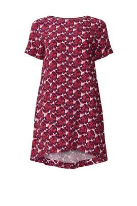 Floral Pop Art Dress by Peter Som Collective