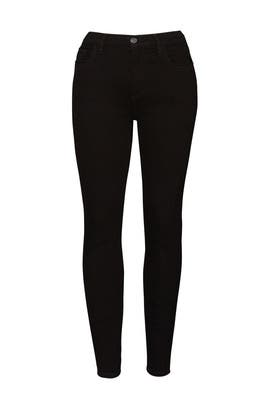 The High Waist Stiletto Jeans by Current/Elliott